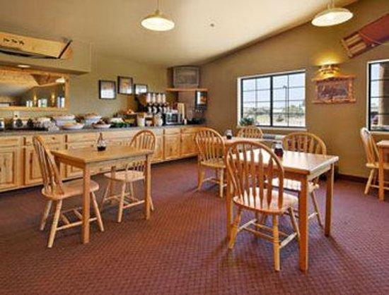 Super 8 McCall : Breakfast Area