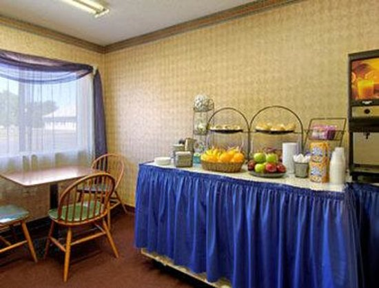 Super 8 Schenectady/Albany Area : Breakfast Area