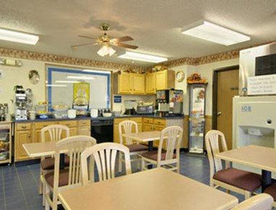 Super 8 Potosi : Breakfast Area