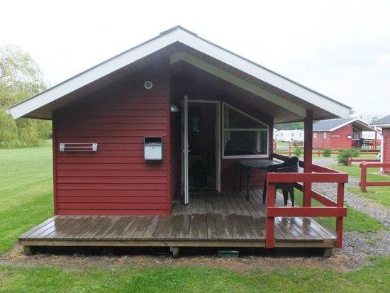 DCU-Absalon Copenhagen Camp: Our cabin