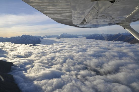 Wakatipu Aero Club: From high above
