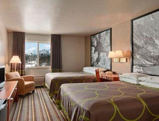 Super 8 Buena Vista: Standard Two Queen Bed Room
