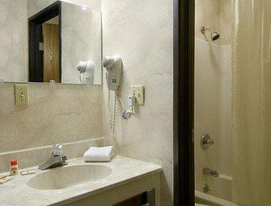Value Inn Harrisburg-York: Bathroom