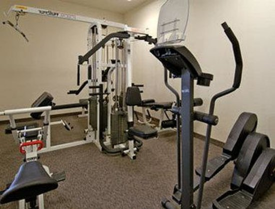 Super 8 Battle Mountain: Fitness Center