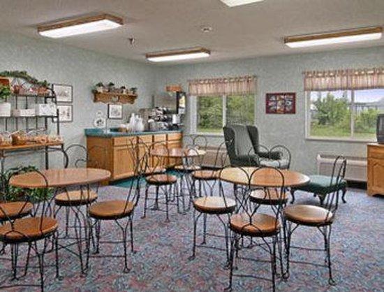 Super 8 Greenville: Breakfast Area