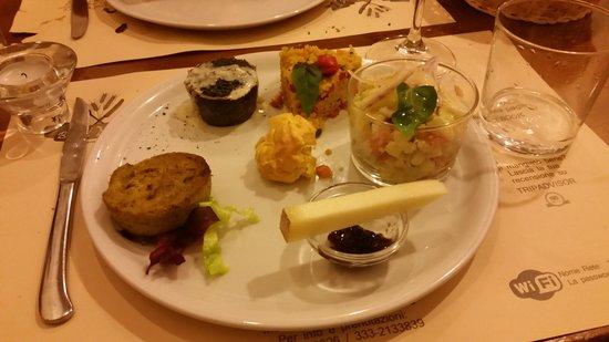 Bistrot Manalù Naturalmente Gluten Free : qualche piatto...