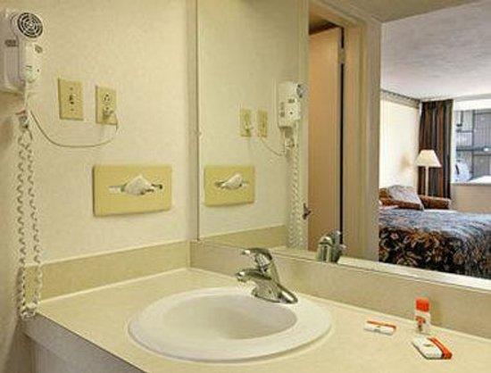 Super 8 Camp Springs/Andrews AFB DC Area : Bathroom