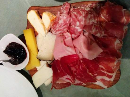 Badalamenti Cucina e Bottega : A great starter for two