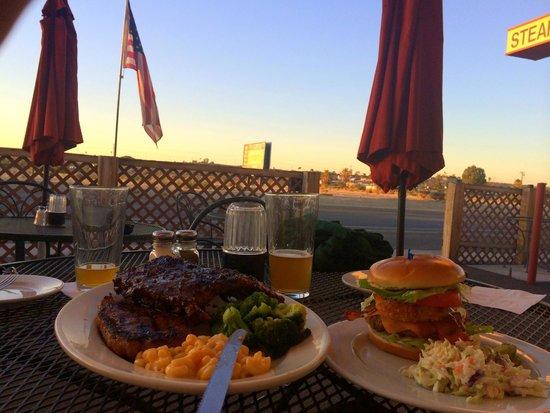 The Rib Co.: Dinner
