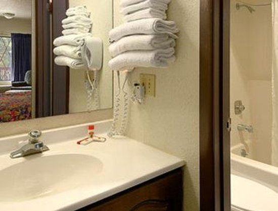 Burton Inn & Suites: Bathroom