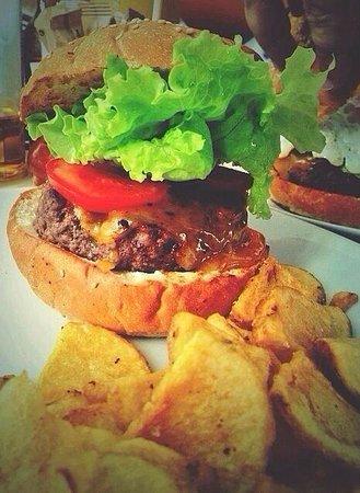 Carmencita Bar : Hamburger
