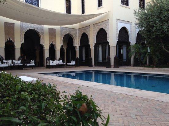 La Villa des Orangers - Hôtel: Piscine du rez de chaussée