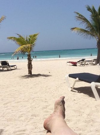 Barcelo Maya Beach: perfect day and wish I was there now!