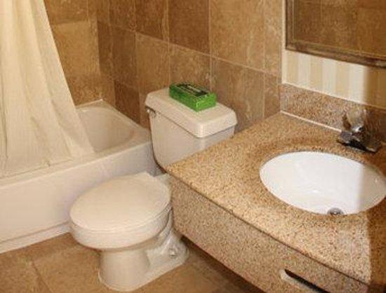 Super 8 Kutztown/Allentown Area : Bathroom
