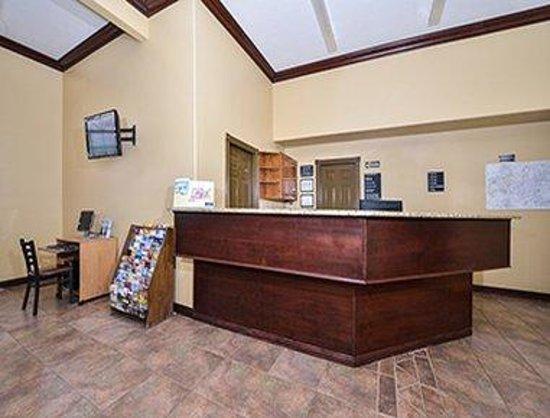 Super 8 Hurricane Zion National Park: Lobby