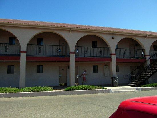 GreenTree Inn Sedona : Days Inn on 89A