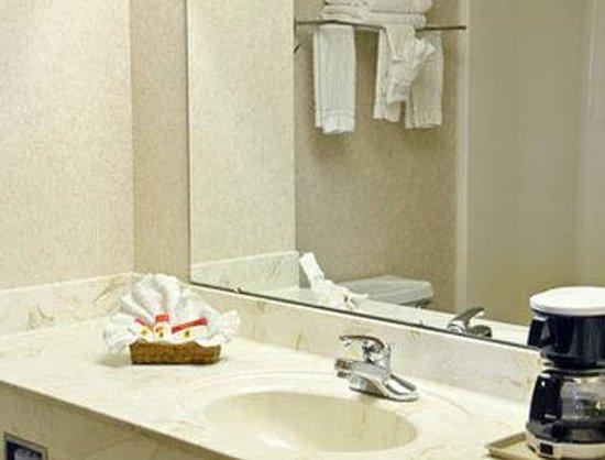 Super 8 Pine Bluff : Bathroom