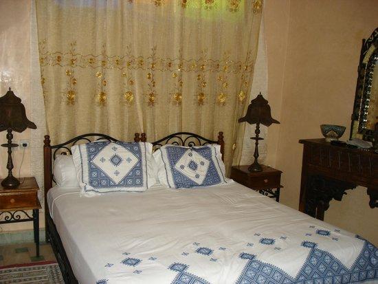 Riad Dar Guennoun : Third floor room