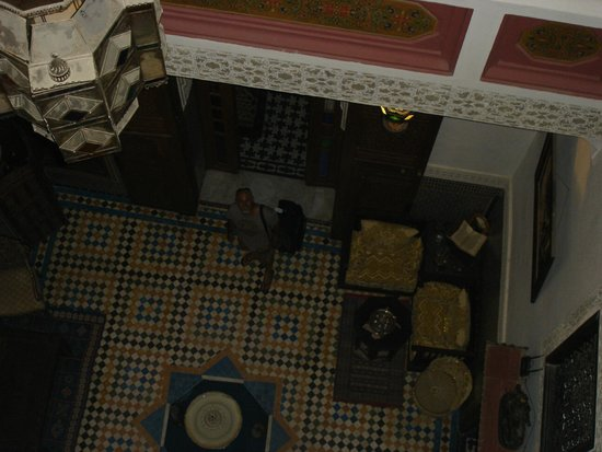 Riad Dar Guennoun: View from the third floor