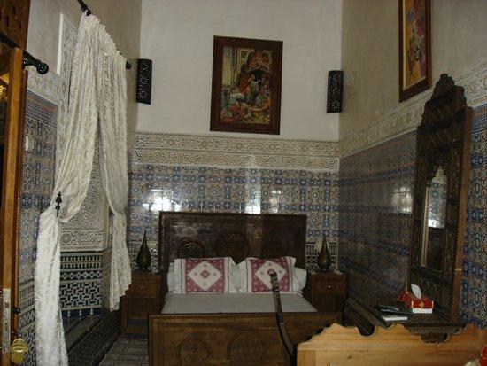 Riad Dar Guennoun : Ground floor room