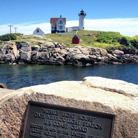 Cape Neddick Nubble Lighthouse: Nubble