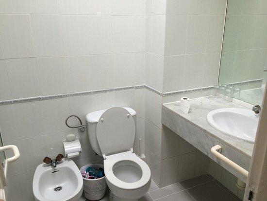 Aparthotel Brisamar: bathroom