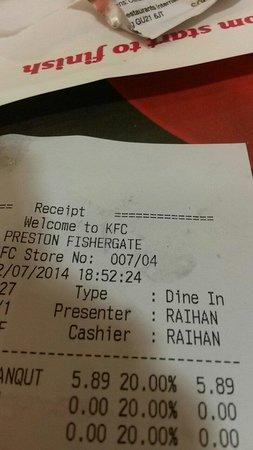 KFC - Fishergate