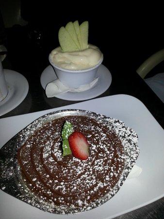 Di Parma Trattoria : Yummy dessert