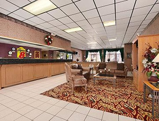Super 8 Ft Stockton: Lobby