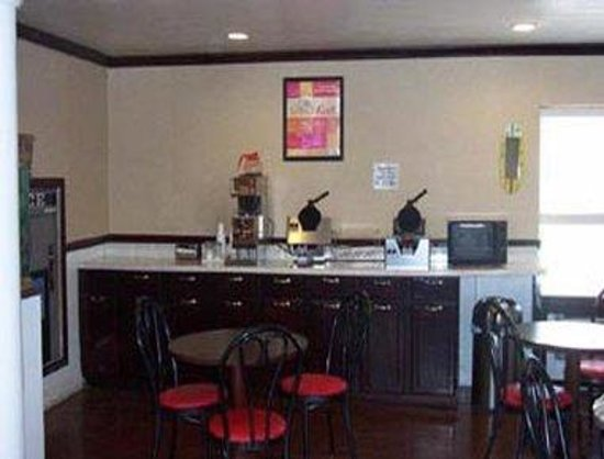 Super 8 - Fenton/St. Louis Area: Breakfast Area