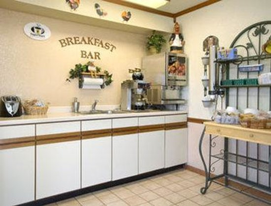 Super 8 Dixon : Start your day off with dozens of delicious items in our continental breakfast area. Serving fro
