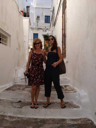 YLTour: In Ostuni with Ylenia