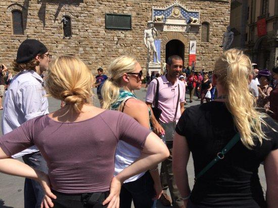 Tuscan Tour Guide - Tours: Tuescan Tour Guide Paul Costa June 2014