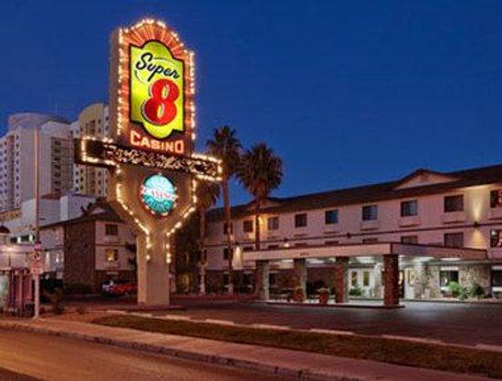 Super 8 Las Vegas Strip Area at Ellis Island Casino: Welcome to the Super 8 Las Vegas Strip Area