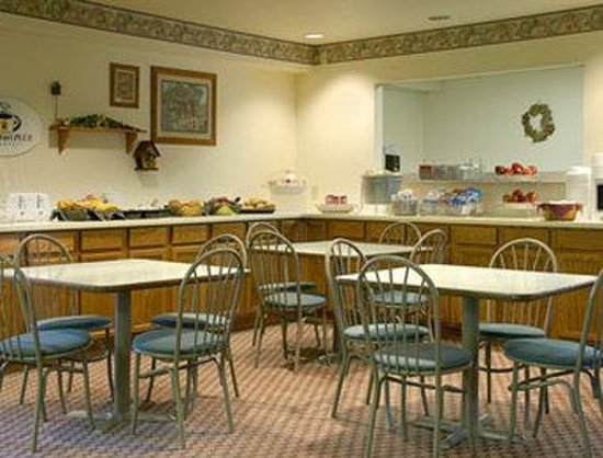 Super 8 Yuma: Breakfast Area