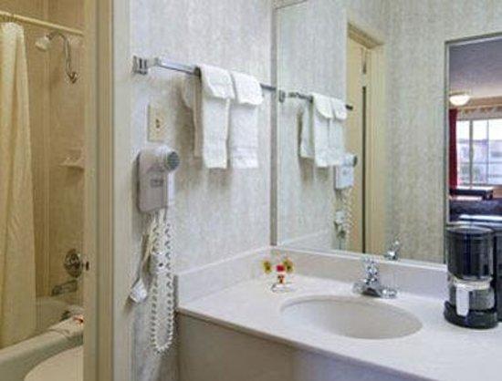 Super 8 Tyler TX : Bathroom
