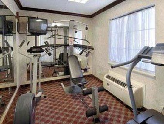 Super 8 Tyler TX : Fitness Center