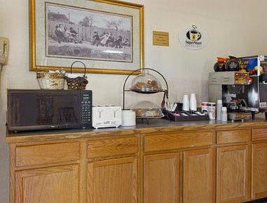 Super 8 Liberty NE Kansas City  Area: Breakfast Area