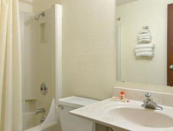 Super 8 Liberty NE Kansas City  Area: Bathroom