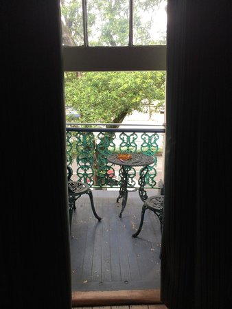 La Belle Esplanade: Balcony view