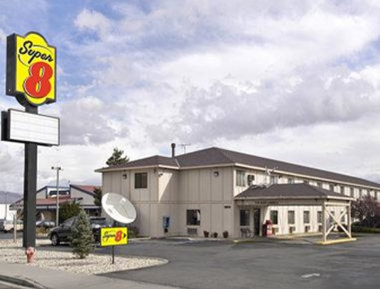 Welcome to the Super 8 Carson City