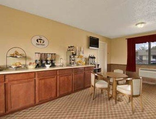 Super 8 Mifflinville Near Bloomsburg : Breakfast Area