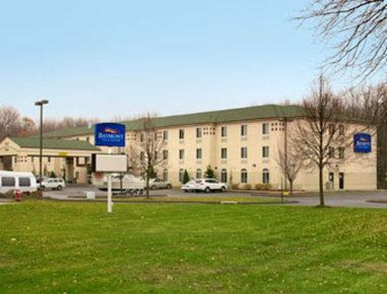 Baymont Inn & Suites Manchester - Hartford CT: Welcome to the Baymont Inn and Suites Manchester