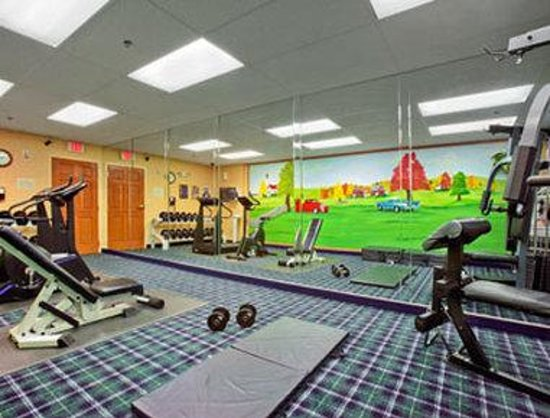 Baymont Inn & Suites Manchester - Hartford CT: Fitness Center
