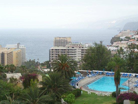 Miramar Hotel Tenerife Island: View
