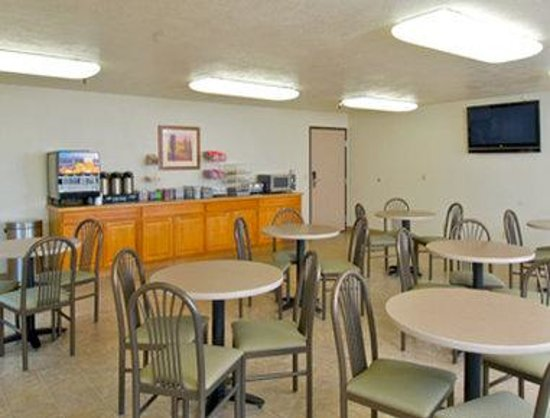 Super 8 Ketchikan: Breakfast Area