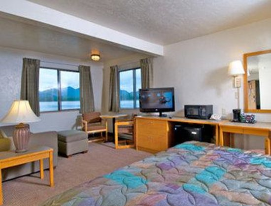 Super 8 Ketchikan: Suite