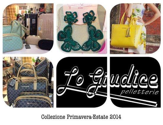 Santa Teresa di Riva, Włochy: Valigeria Pelletteria Lo Giudice - Collezione Primavera Estate 2014