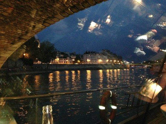 Seine picture of les bateaux parisiens paris tripadvisor - Bateaux parisiens port de la bourdonnais horaires ...