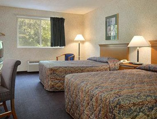 Super 8 Kingston: Standard Two Queen Bed Room